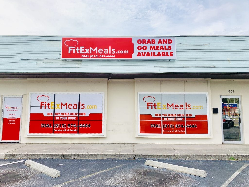 FitEx meals Storefront photo