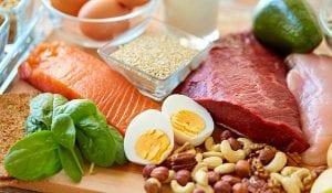 macronutrients meal prep